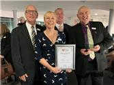 BOSP Wins Pride of Essex Award!