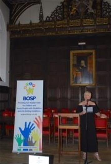 - St. James's Place have chosen BOSP as their Charity of the Year